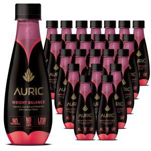 Auric weight Balance- Pack of 24 bottles