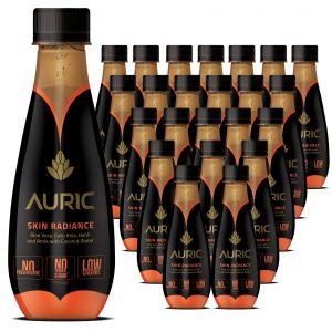 Auric Skin radiance-Pack of 24 bottles