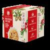 almond & cranberry cookies