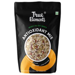 True Elements Antioxidant Mix, Roasted Sunflower, Pumpkin, Flax, Watermelon, Chia Seeds and Goji Berries 250gm