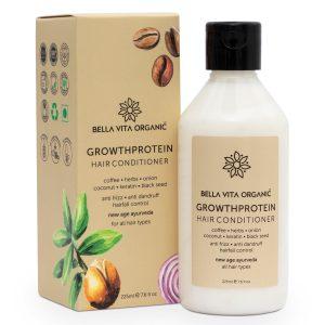 Bella Vita Organic Growth Protein Natural Hair Conditioner