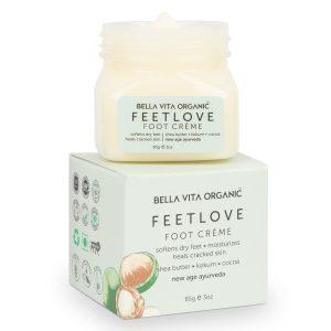 Bella Vita Organic Feet Love Foot Cream