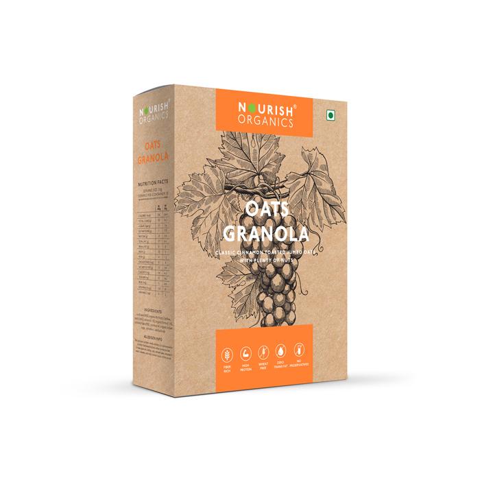 Oats Granola