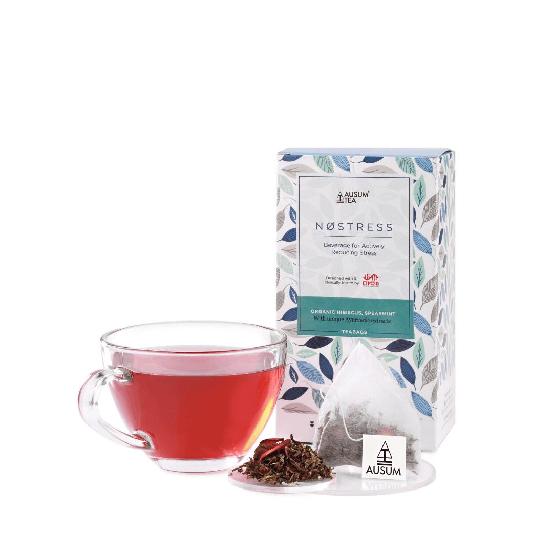 NOSTRESS HERBAL TEA - Herbal Tea   15 Tea Bags