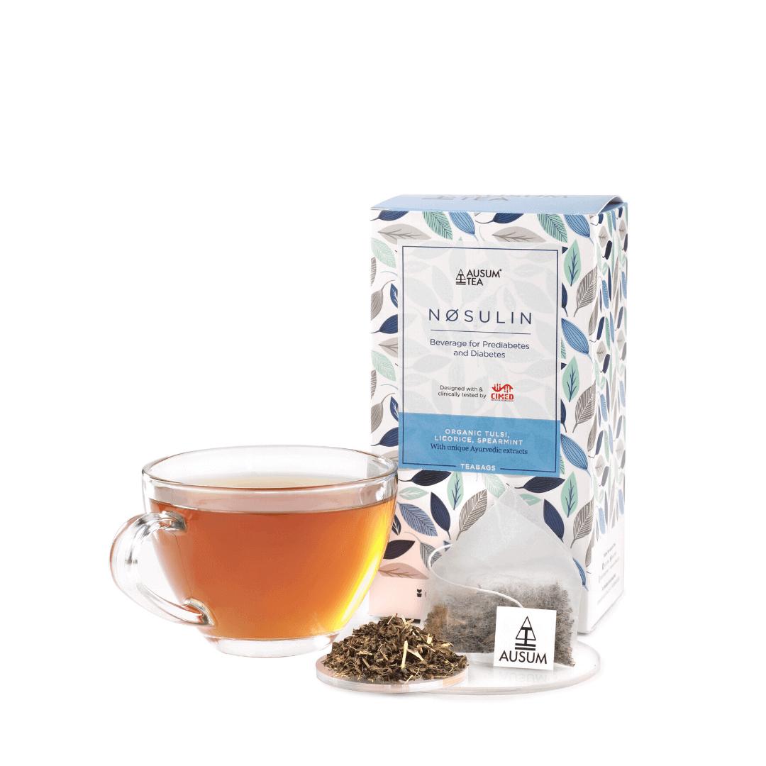 NOSULIN HERBAL TEA - Herbal Tea   15 Tea Bags