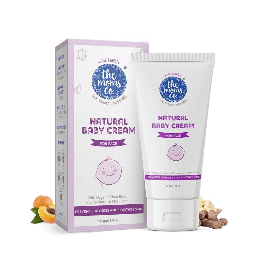 The Moms Co. Baby Cream (50 gm)