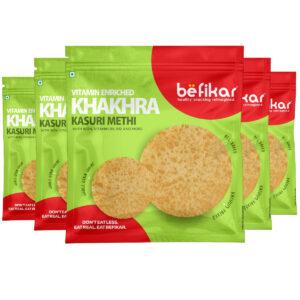 Kasuri Methi Khakhra (Pack of 5 )