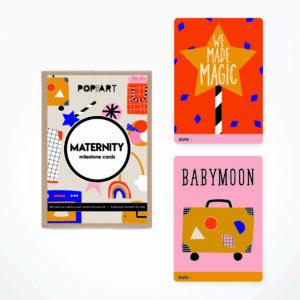 Milestone Cards   Maternity