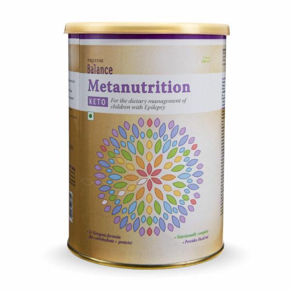 Balance Metanutrition KETO