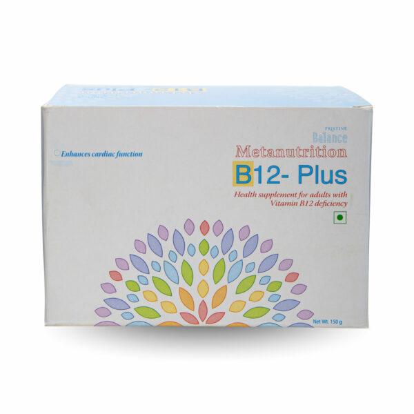 Balance Metanutrition B12 plus