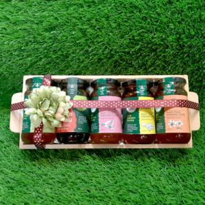 Artisanal Raw Unprocessed Honey Gift Festive Hamper for Diwali