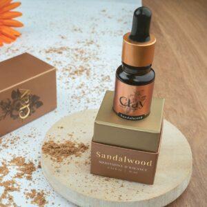 Organic Sandal Oil 10 ml
