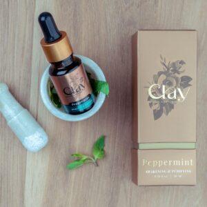 Organic Peppermint Essential Oil 10 ml