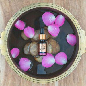 Organic Rose Essential Oil 10 ml