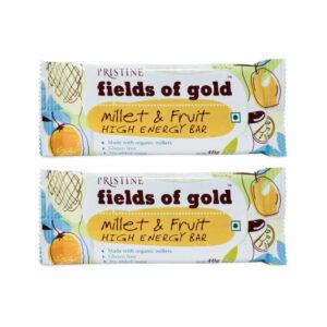 Millet & Fruit Energy Bar