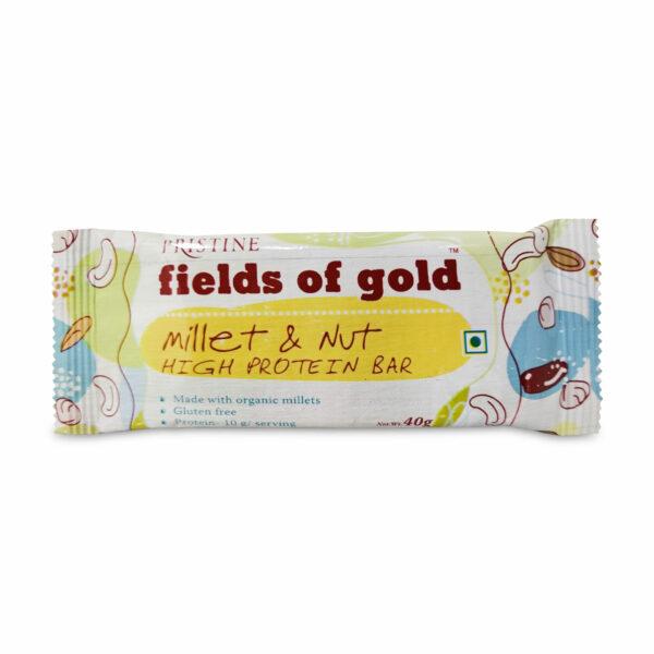 Millet & Nut Protein Bar
