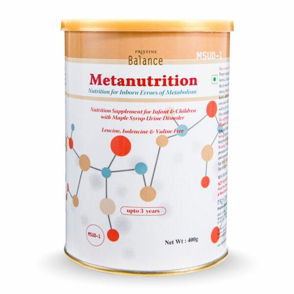 Metanutrition MSUD-1