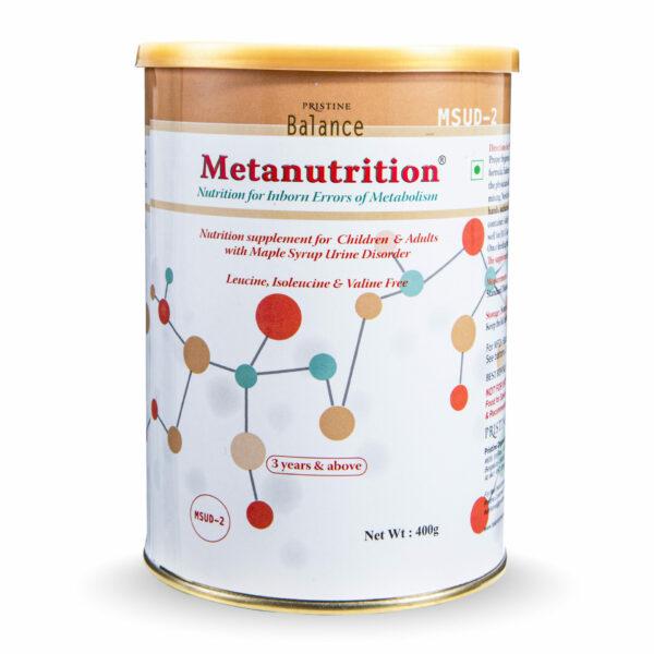 Metanutrition MSUD-2