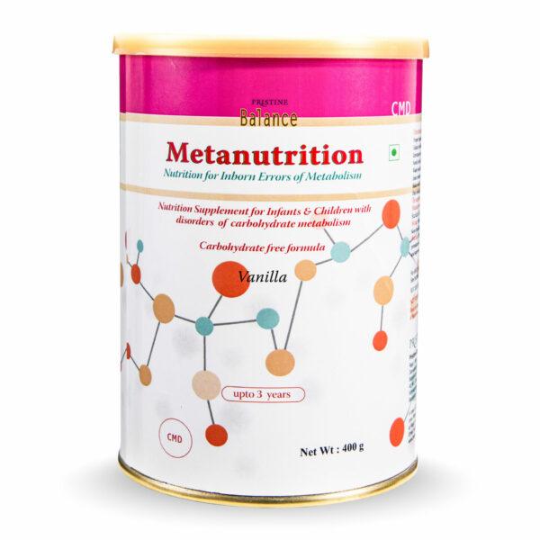 Metanutrition CMD