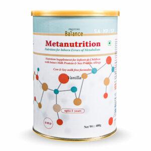 Metanutrition SA MP/SP
