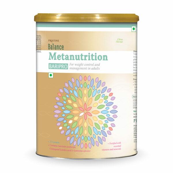 Balance Metanutrition Baripro