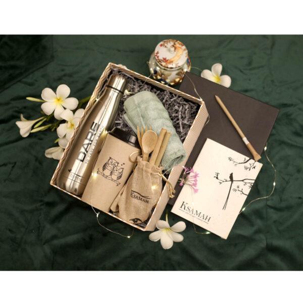 KSAMAH Eco Birthday Gift Box