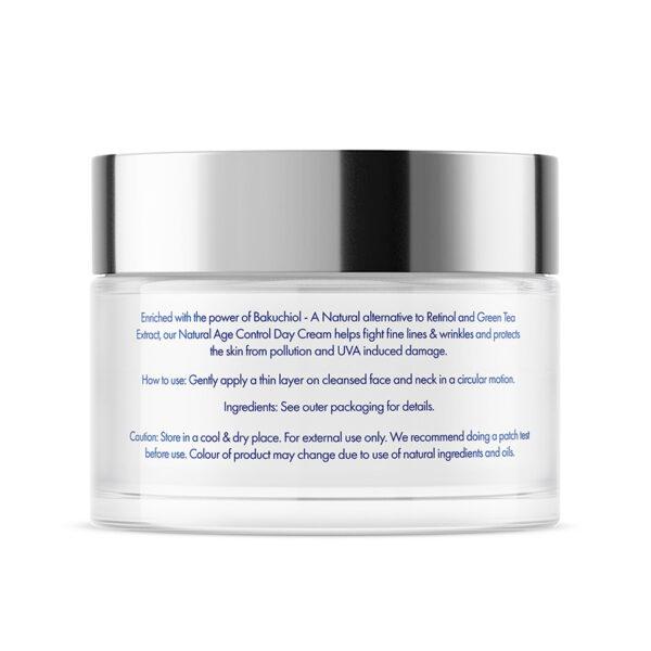 Natural Age Control Day Cream (50 gm)