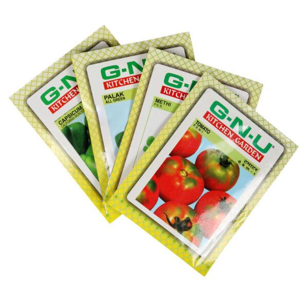 KSAMAH Green Grow Box (8 Items in Box)