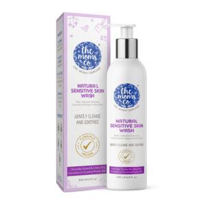 Natural Sensitive Skin Wash (200 ml)