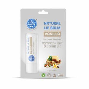 Natural Vanilla Lip Balm 5gm