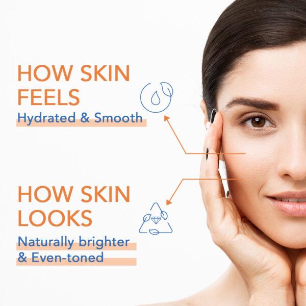 Natural Vitamin C Face Serum With Mono Cartons 30 ml (10% Vitamin C)