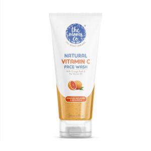 Natural Vitamin C Face Wash Without Mono Cartons 100 ml