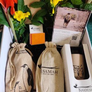 KSAMAH Eco-Friendly Startup Box