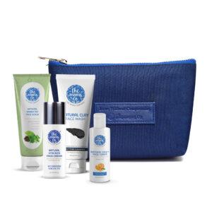 The Moms Co. Oily Skincare Kit