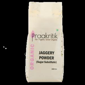 Praakritik Organic Jaggery Powder (Pack Of 3)