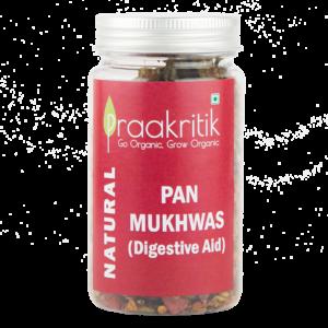 Praakritik Natural Pan Mukhwas (Digestive Aid) (Pack Of 4)