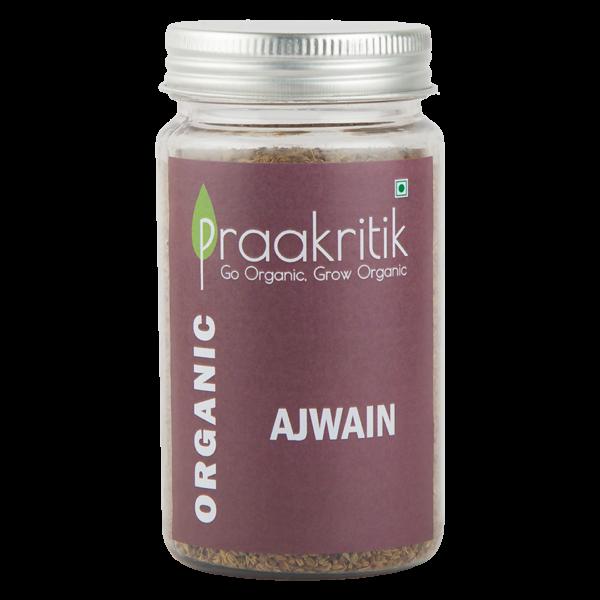 Praakritik Organic Ajwain (Pack Of 4)