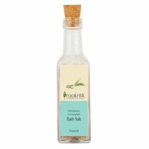 Praakritik Lemon Grass Bath Salt