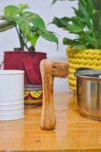 Coconut Fiber – Kitchen Bone Brush