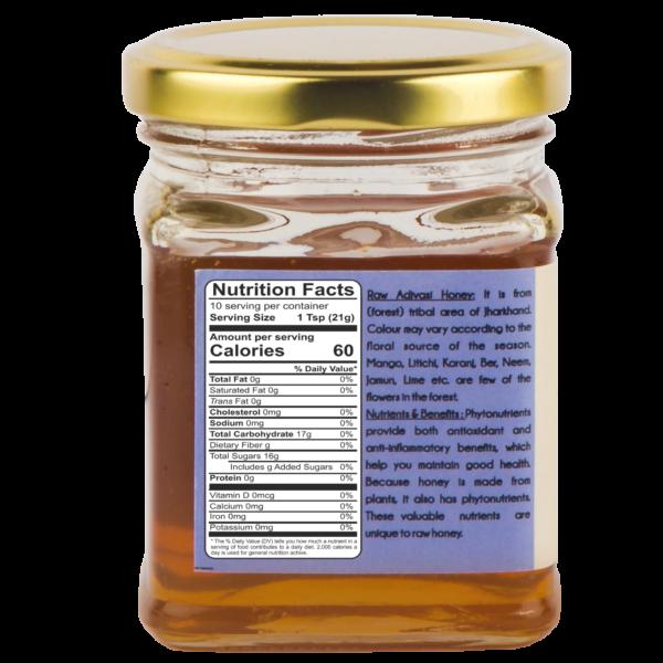 Praakritik Natural Adivasi Honey
