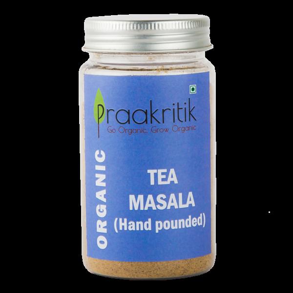 Praakritik Natural Tea Masala