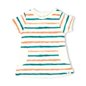 Dress- Stripe Hype