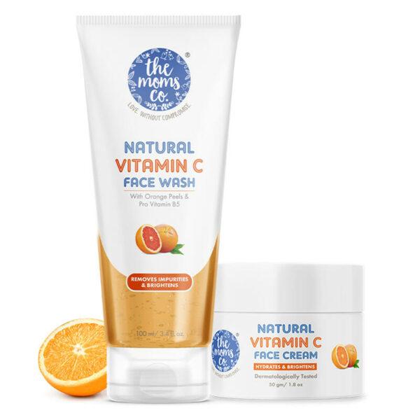Natural Vitamin C Hydration Essentials (virtual combo)