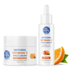Natural Vitamin C Repair Combo (virtual combo)
