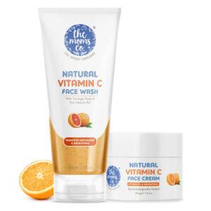 Mini Vitamin C Essentials Duo (physical combo)