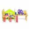 DIY Wooden Modular Playhouse