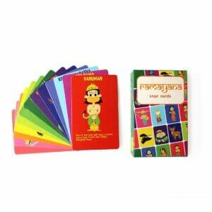 Ramayana Snap Card Game