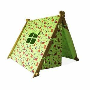 Dinosaur Triangular Tent