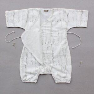 Aagghhoo - Humming Dots Baby Romper