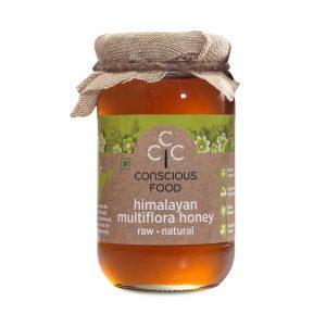 Conscious Food Himaliyan Multi Flora Honey 500g